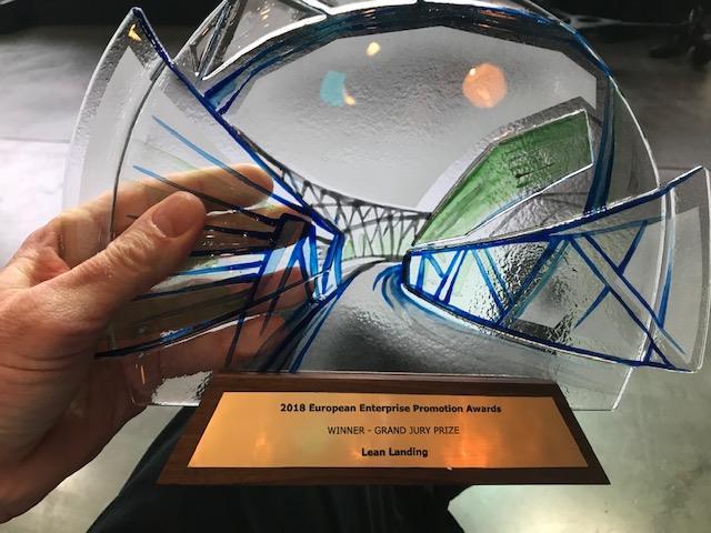 Lean Landing Grand Jury Prize 2018